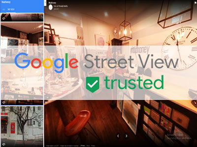 Google Street View Trusted Photographers